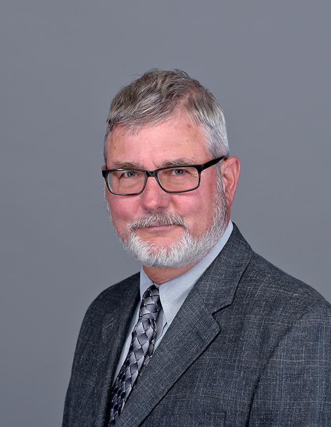 A photo of Dr. Kent Van Til