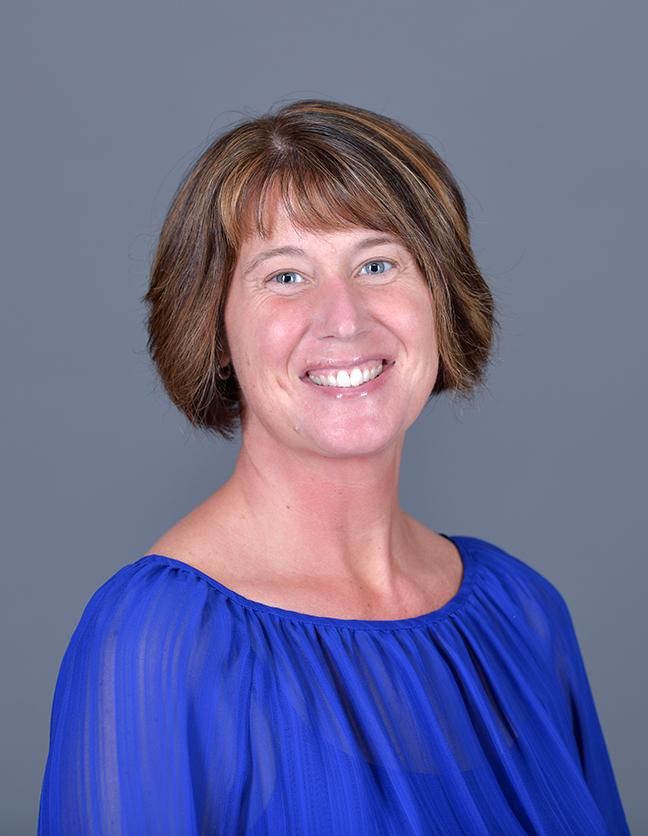 A photo of Kimberly Hulst