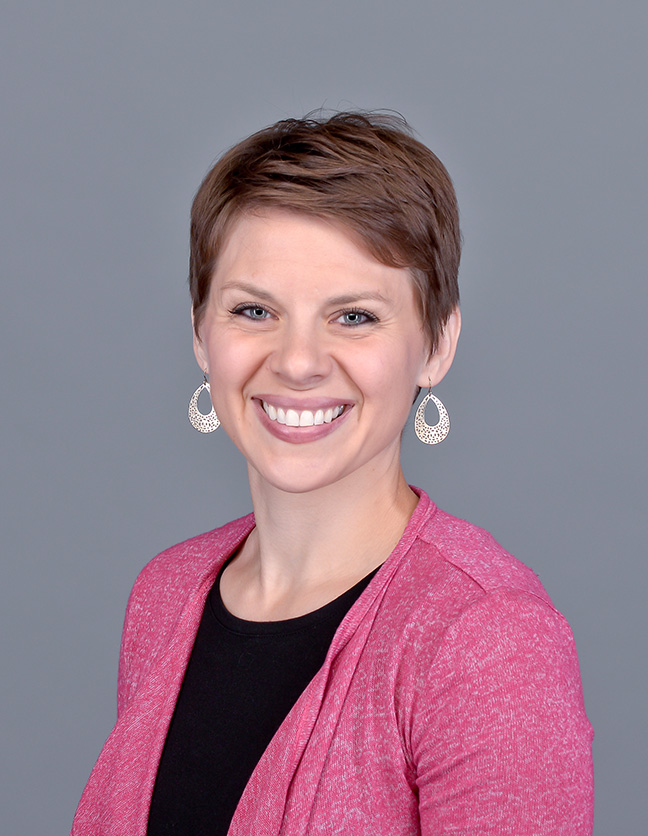 A photo of Kristi Kolk