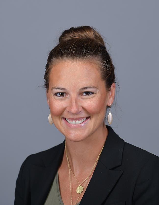 A photo of Kristin Diekevers