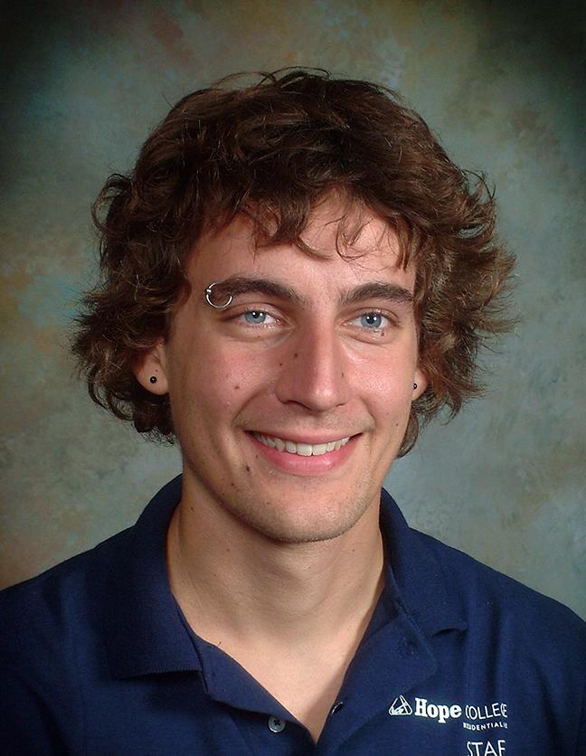 A photo of Kyle VanEerden