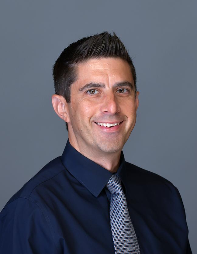 A photo of Lance Pellow