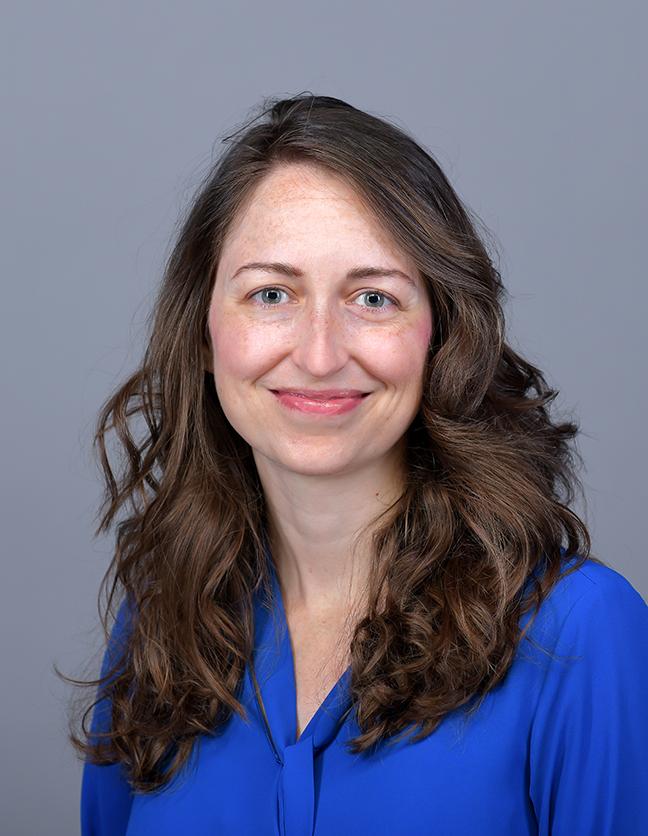 A photo of Dr. Lauren Slone