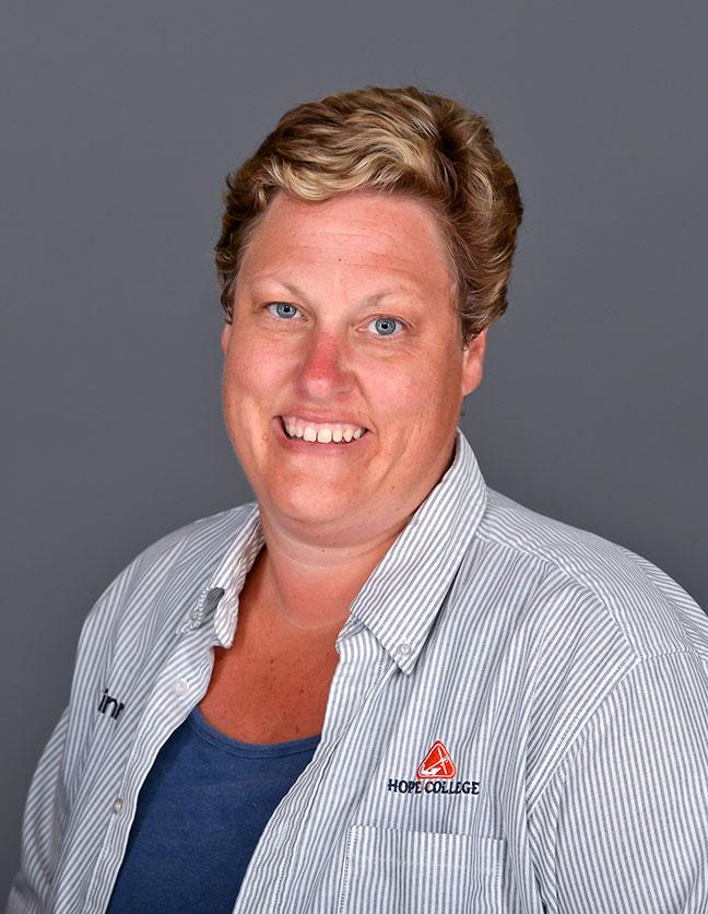 A photo of Linnay Aalderink