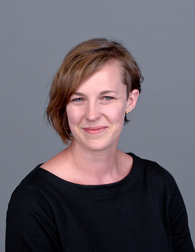 A photo of Lisa Walcott