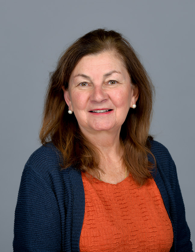 A photo of Dr. Maria Burnatowska-Hledin