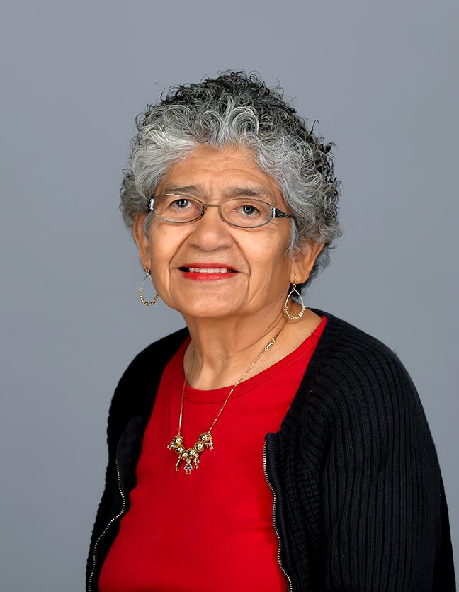A photo of Maria Tapia
