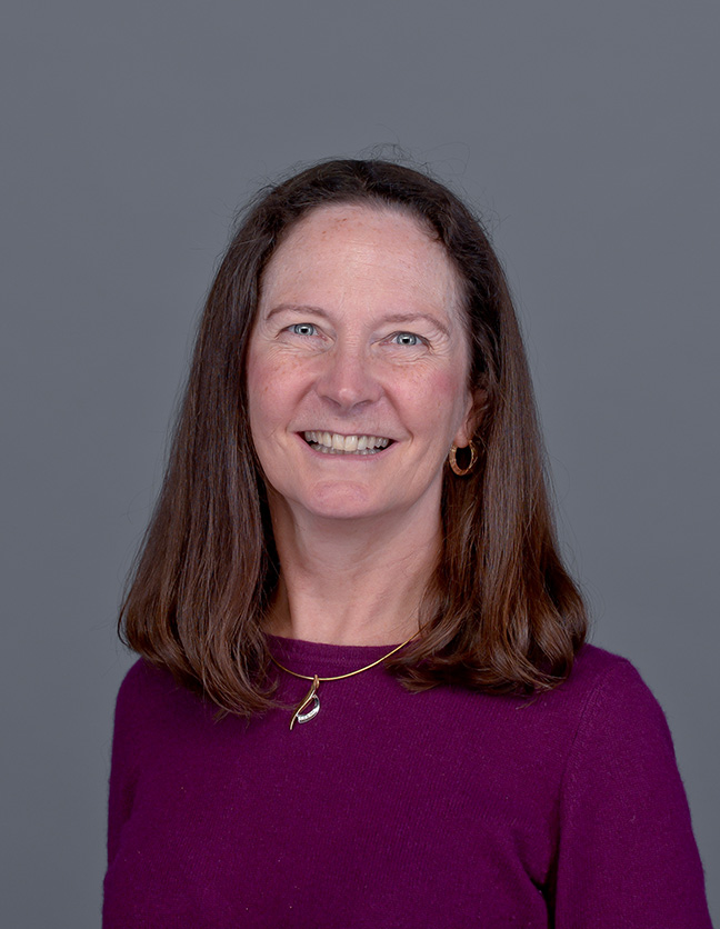 A photo of Dr. Marla Lunderberg