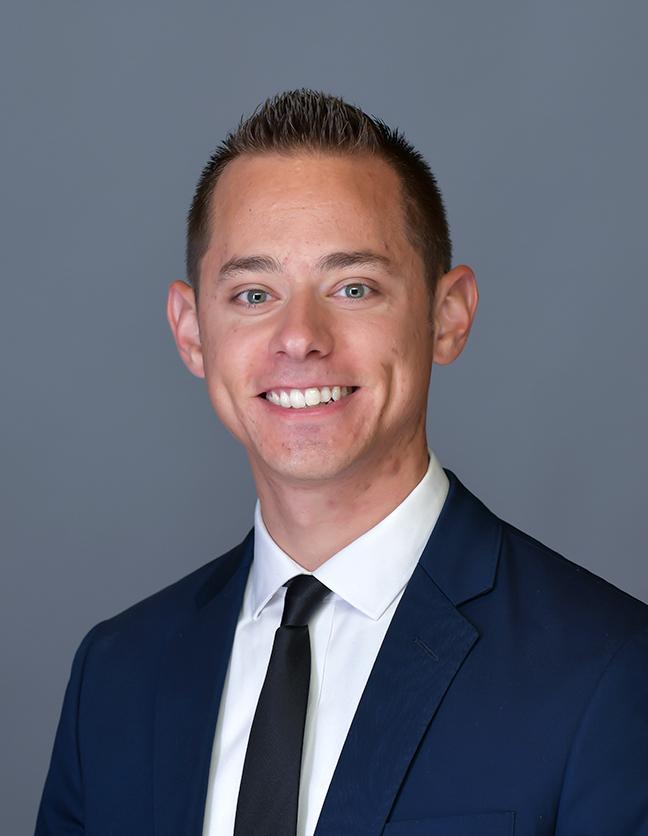 A photo of Dr. Matt Jantzen