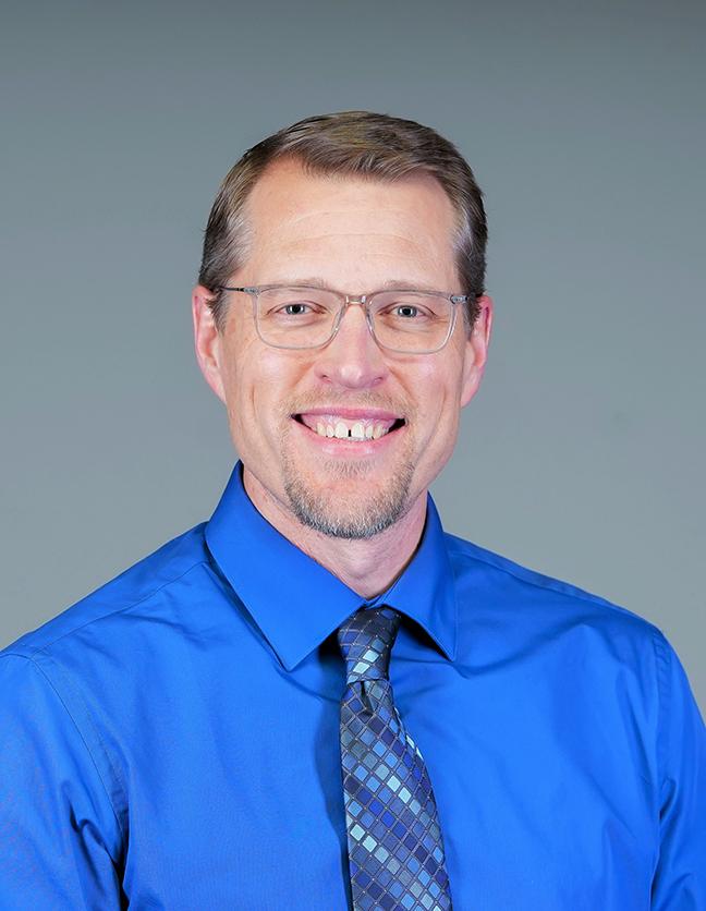 A photo of Dr. Matthew Kuiper