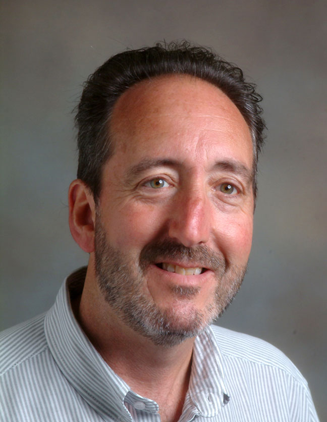A photo of Michael McCluskey
