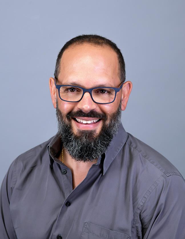 A photo of Dr. Pablo Peschiera