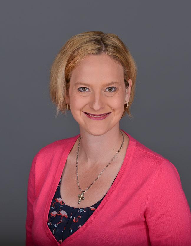 A photo of Dr. Pamela Koch
