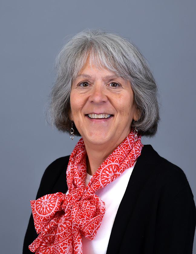 A photo of Pamela Valkema