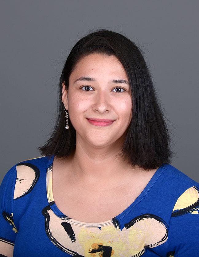 A photo of Paola Muñoz