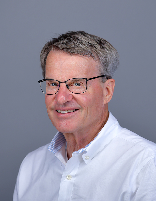 A photo of Paul Heusinkveld