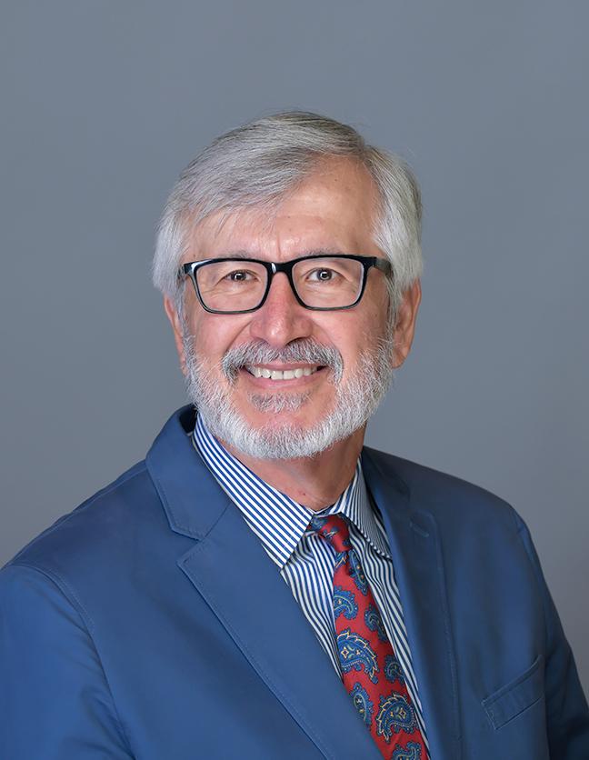A photo of Dr. Phillip Munoa