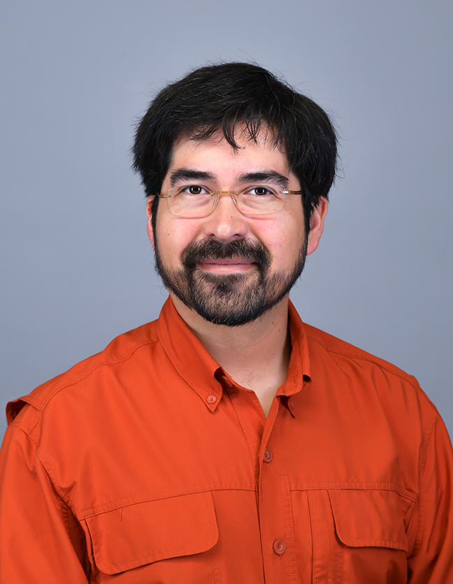 A photo of Dr. Phillip Rivera