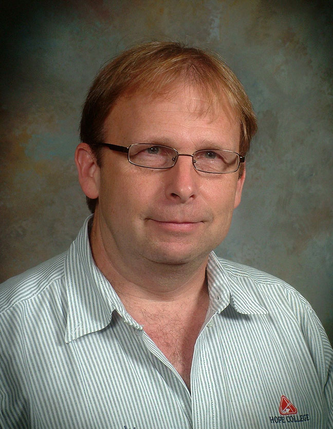 A photo of Randall Vereeke