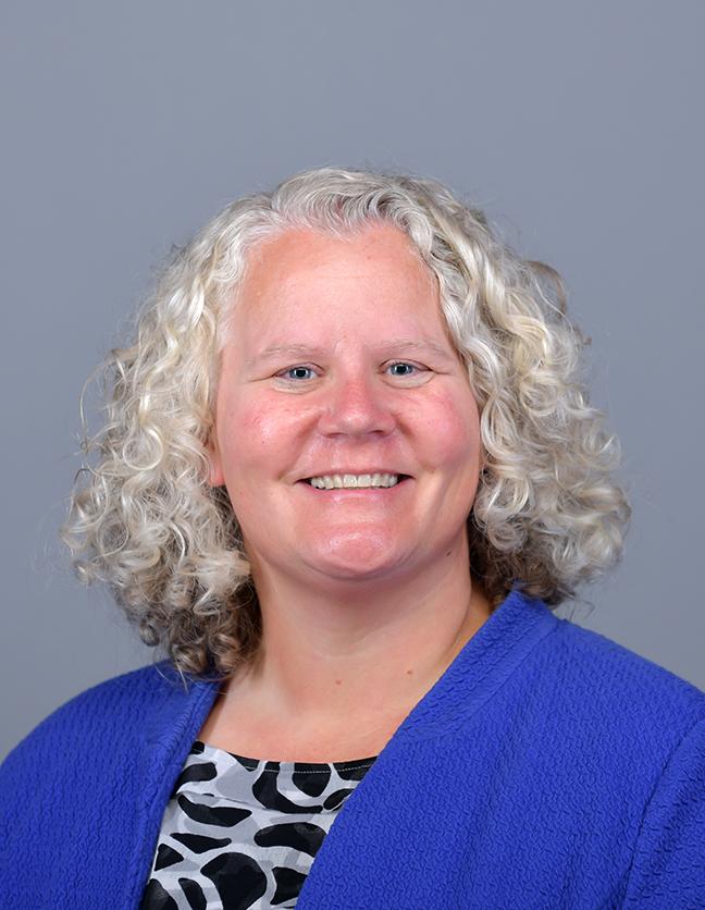 A photo of Rhonda Pardue