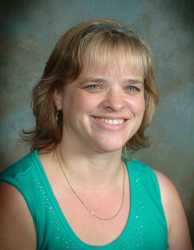 A photo of Rhonda VanDussen