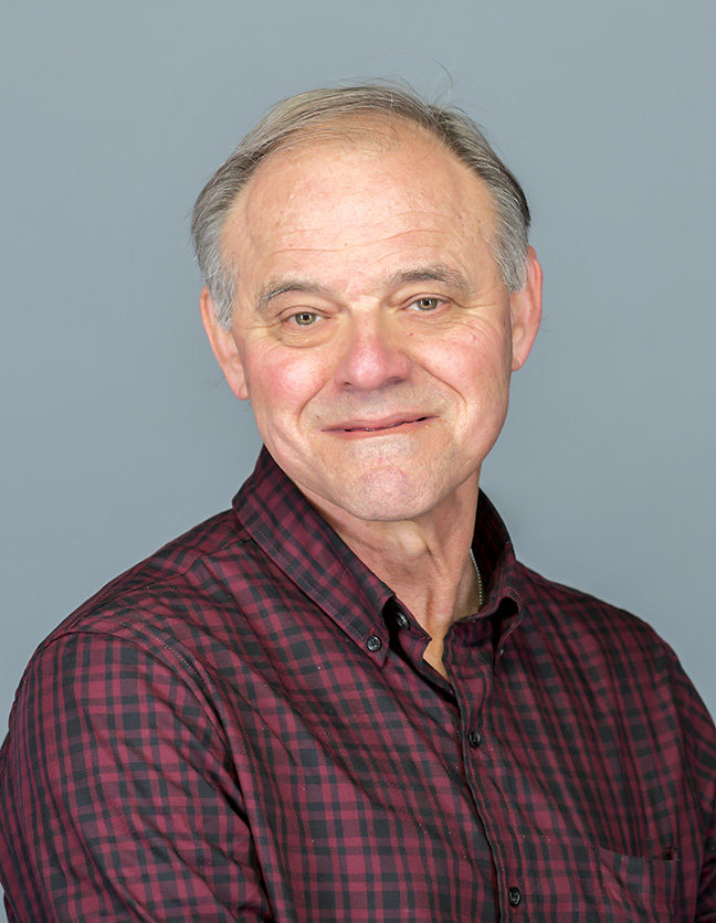 A photo of Richard Smith