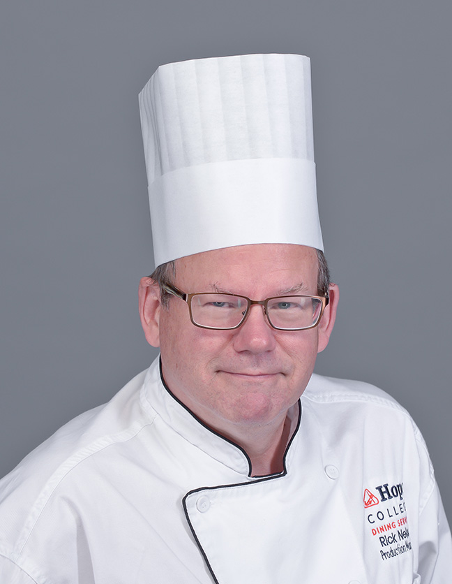 A photo of Richard Nelson