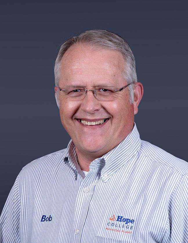 A photo of Robert Garrison