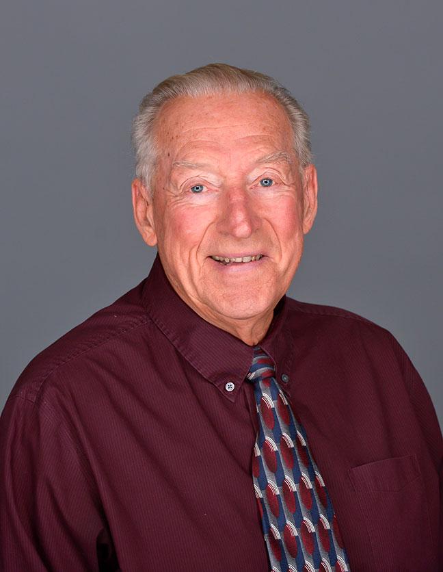 A photo of Dr. Robert Swierenga