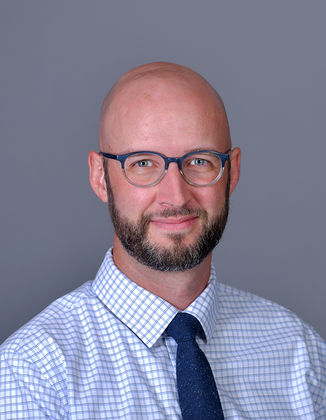 Profile photo of Dr. Roger Baumann