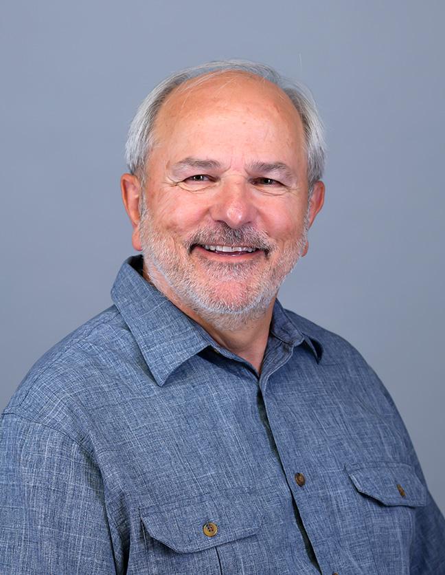 A photo of Dr. Roger Nemeth