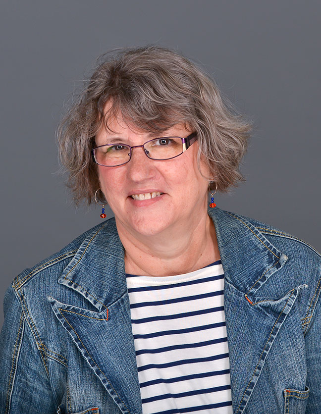 A photo of Sally Hoekstra