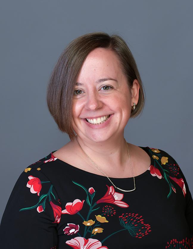 A photo of Dr. Sarah Estelle