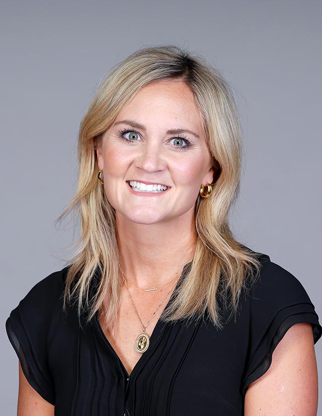A photo of Sarah McCoy