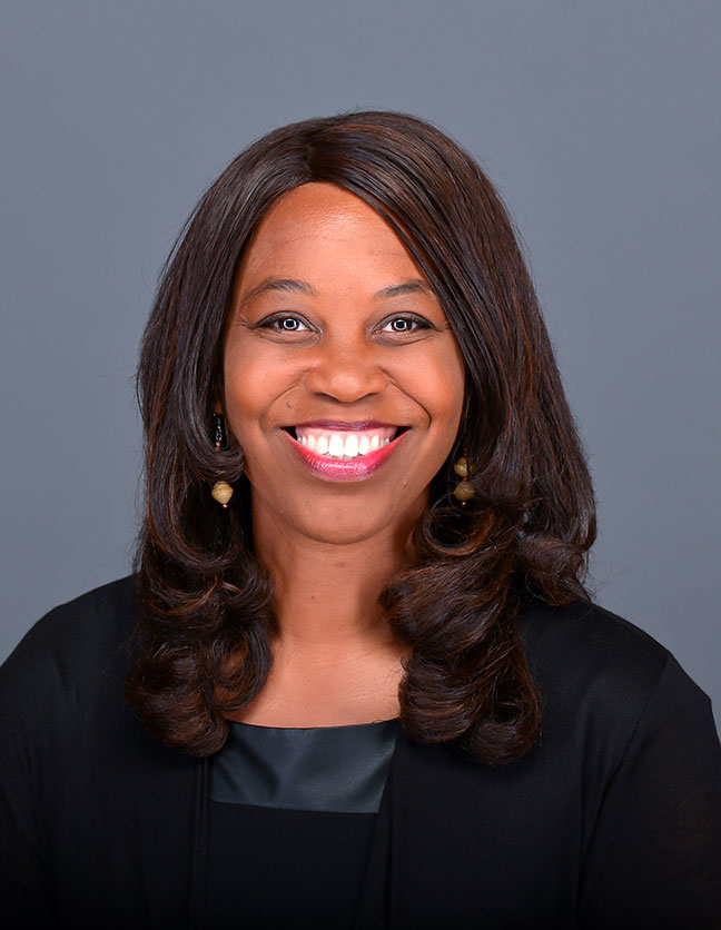 A photo of Dr. Sonja Trent-Brown