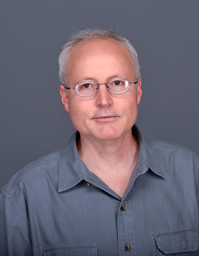 A photo of Dr. Stephen Remillard