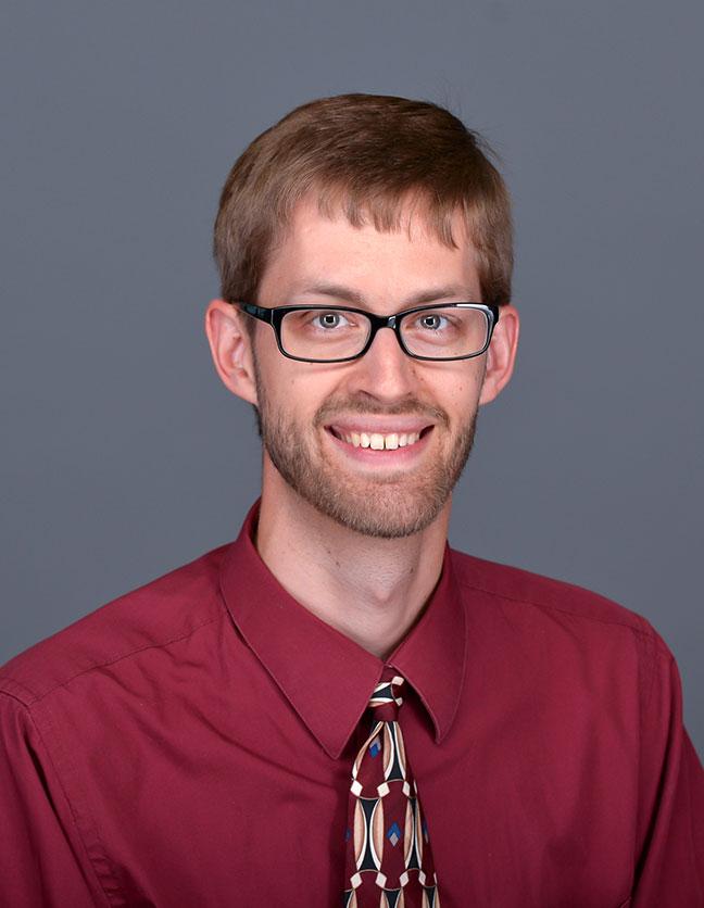 A photo of Dr. Steven McMullen