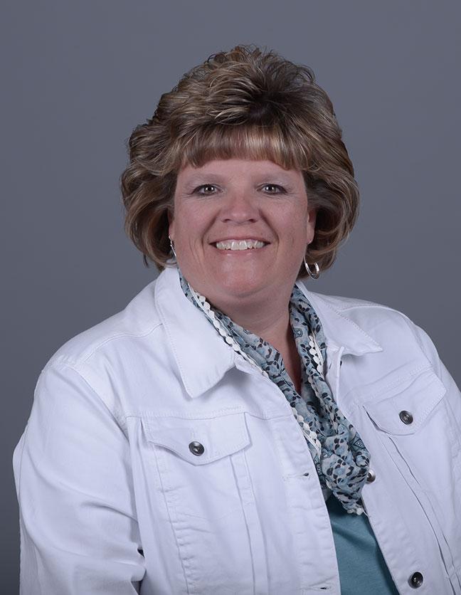 A photo of Sue Schierbeek