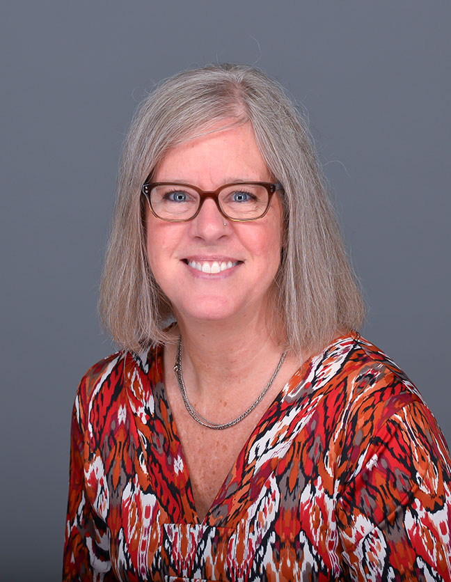 A photo of Dr. Susan Brondyk