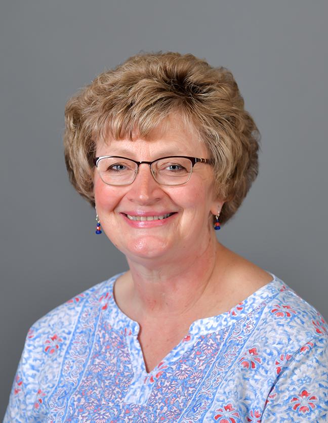 A photo of Tammy Lohman