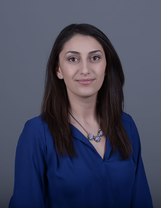 Profile photo of Dr. Tatevik Gyulamiryan