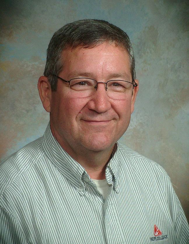 A photo of Tony Van Houten