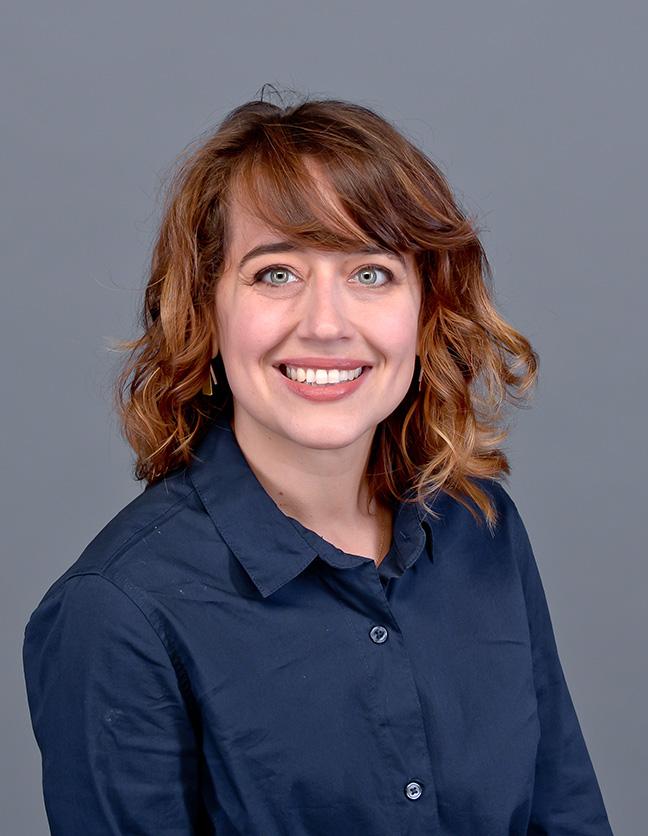 A photo of Tori Pelz