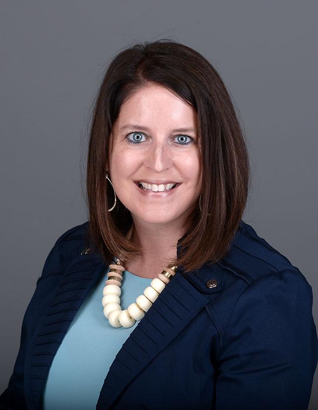 A photo of Tricia Cranmer