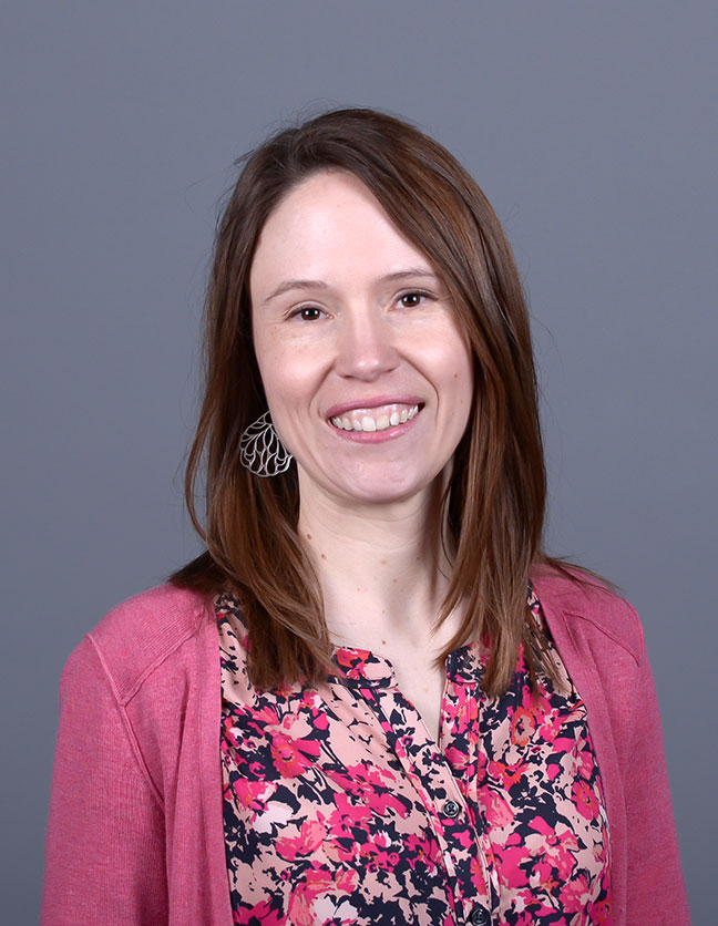 A photo of Dr. Vanessa Muilenburg