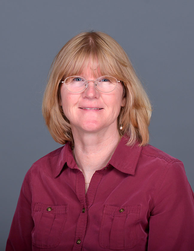 A photo of Dr. Vicki Isola