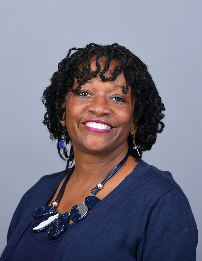 A photo of Dr. Vicki-Lynn Holmes