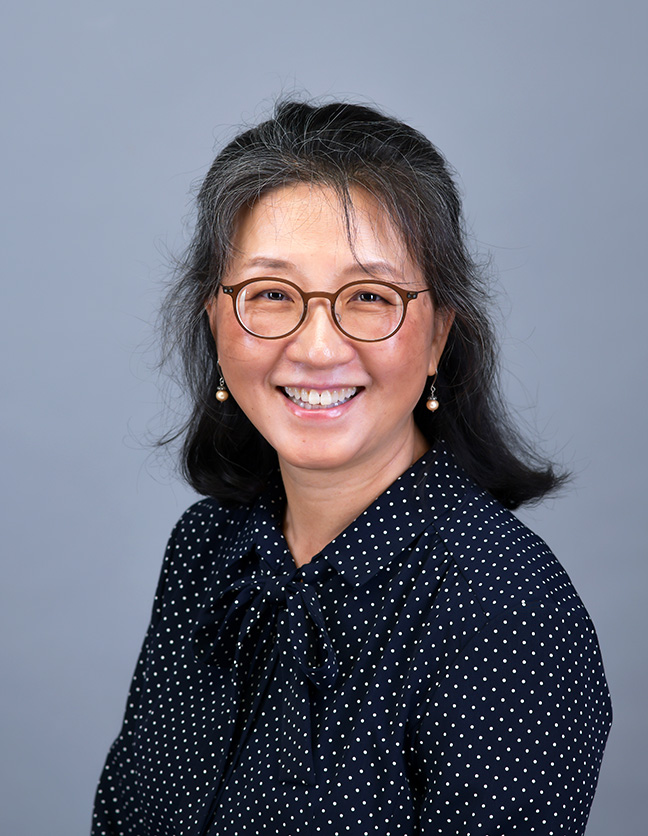 A photo of Dr. Yooyeun Hwang