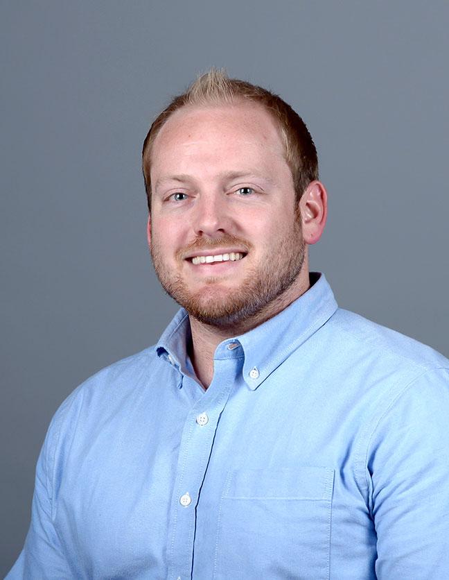 A photo of Zack Golin