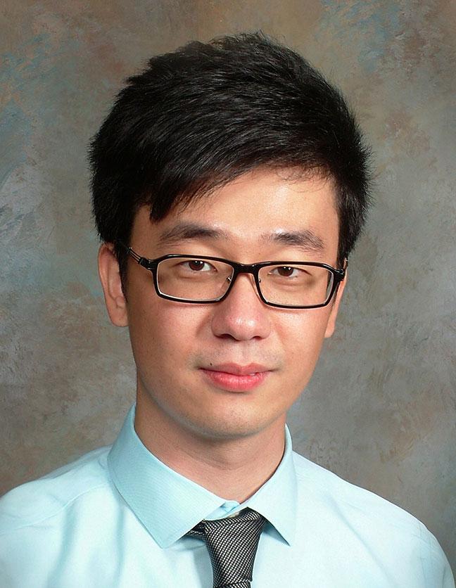A photo of Zilong Zheng